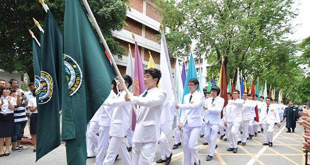 มหาวิทยาลัยเกษตรศาสตร์  เปิดรับตรงโครงการเอเชียตะวันออกเฉียงใต้ศึกษา (ภาคพิเศษ) ปี 2557