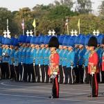 หน่วยทหารมหาดเล็กราชวัลลภรักษาพระองค์ฯ เปิดรับสมัครบุคคลทั่วไปเข้ารับราชการ 2557